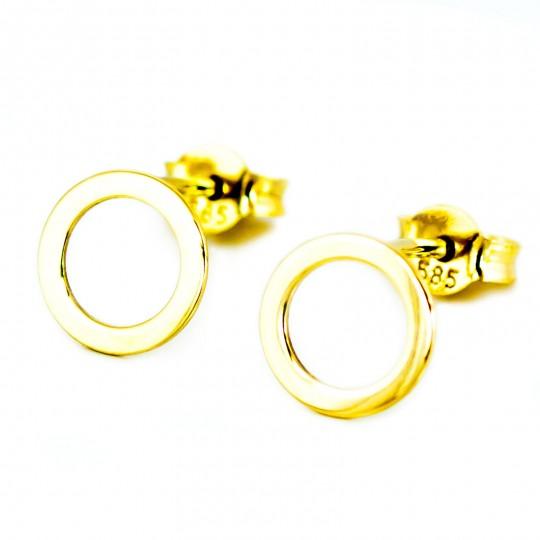 Kolczyki Złote